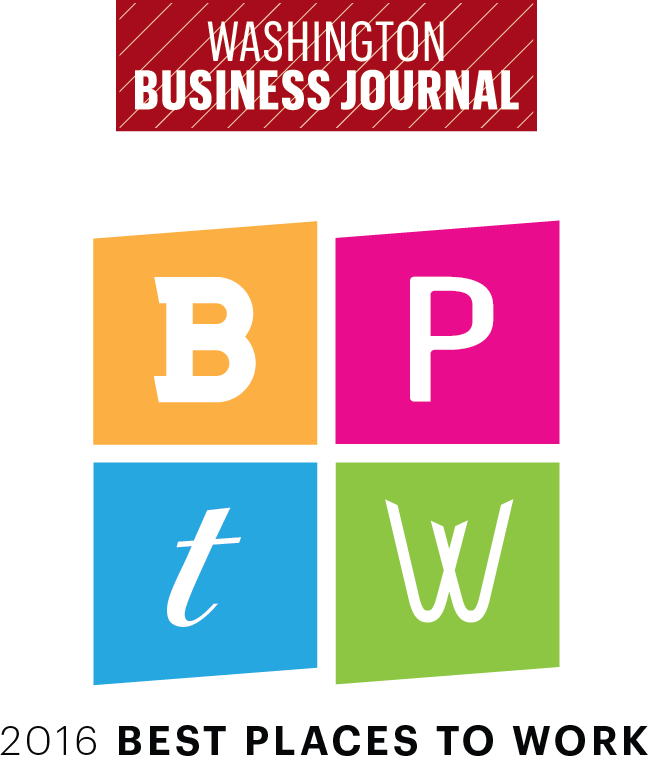 Washington Business Journal - Best Places to Work